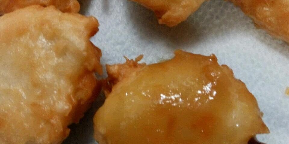 karioka sweet rice balls recipe