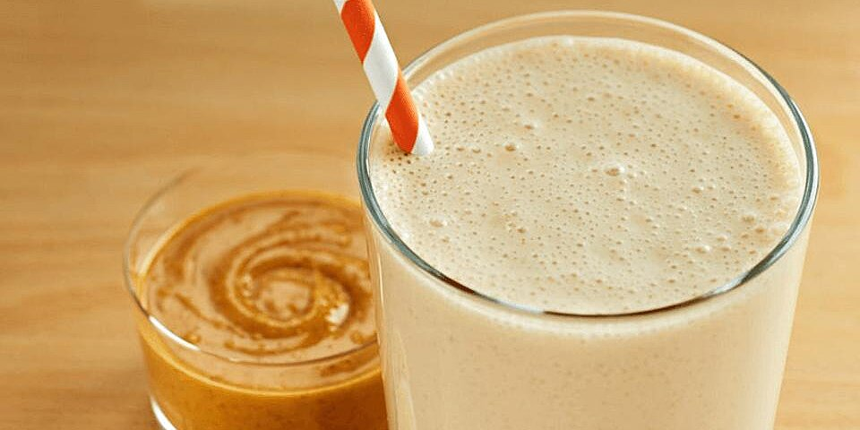 peanut butter banana boost smoothie