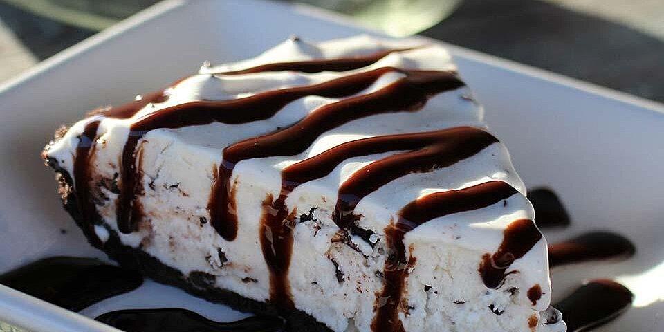 michochi ice cream pie mint chocolate chip recipe