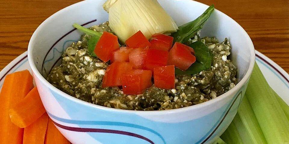 spinach artichoke lactaid dip