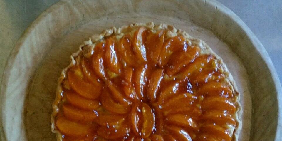 apricot almond galette recipe