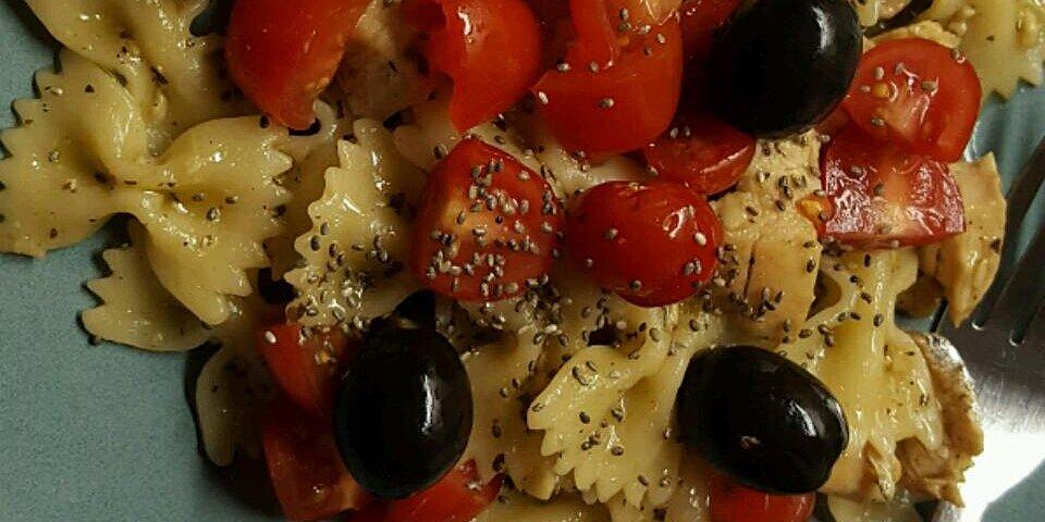 balsamic chicken and pasta recipe