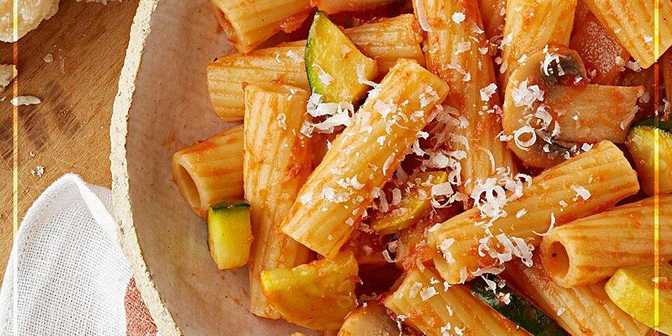 veggie packed bolognese