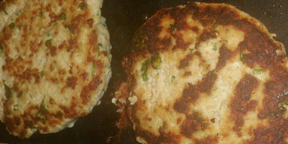 cilantro turkey burgers recipe