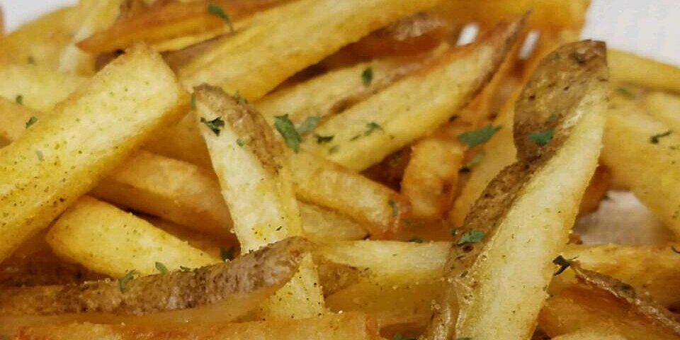 chef johns french fries