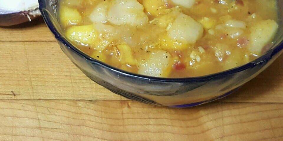 peach pear salsa recipe
