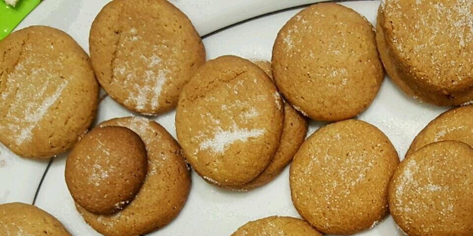 peanut butter cookies from the forties recipe