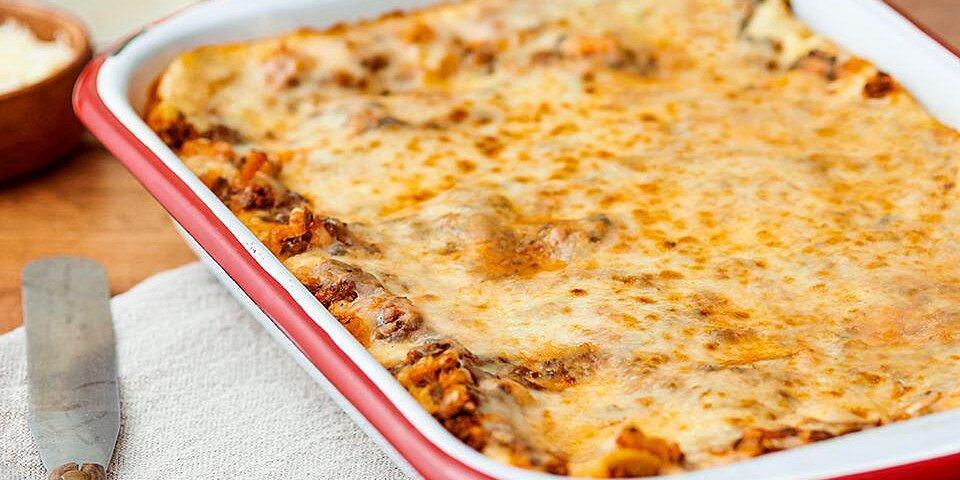 hearty veggie lasagna recipe