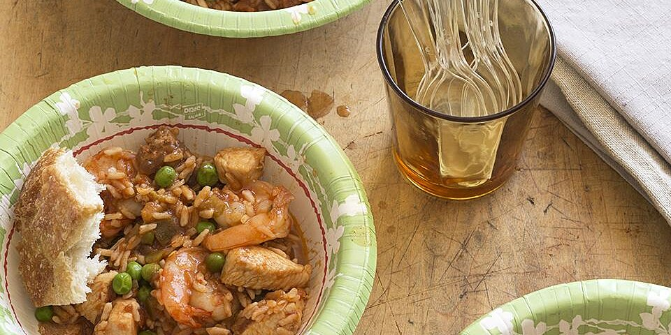 one dish jambalaya recipe
