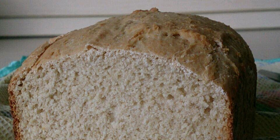 honey wheat oat flour bread machine bread recipe