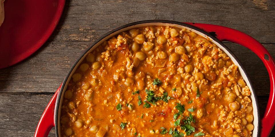 red curry chicken chili recipe
