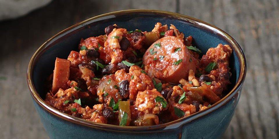 spicy creole chili recipe