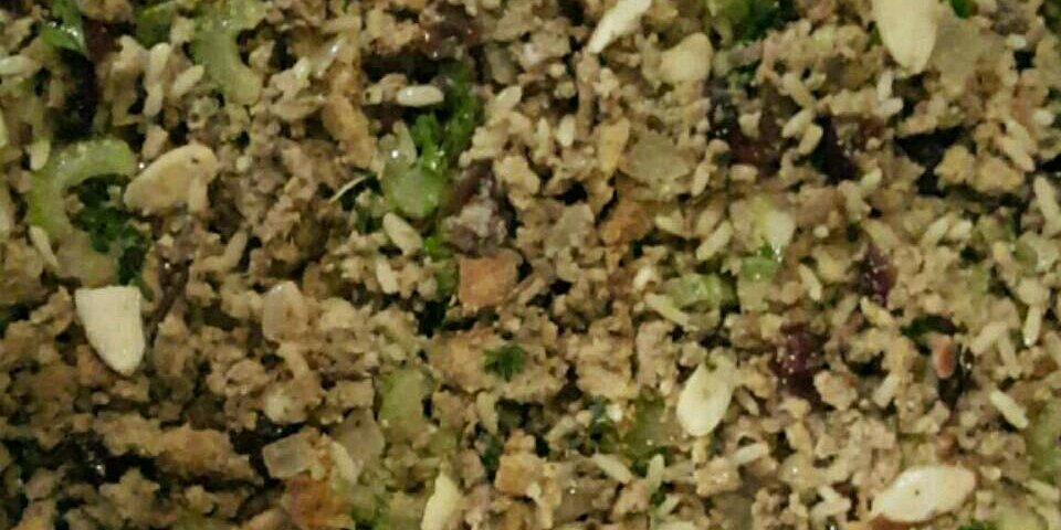 wild rice and apple dressing recipe
