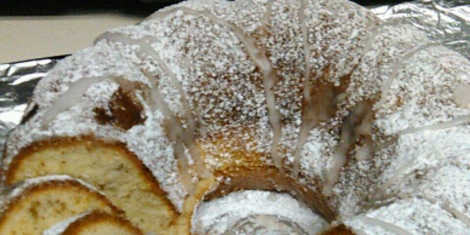 pound cake ii recipe
