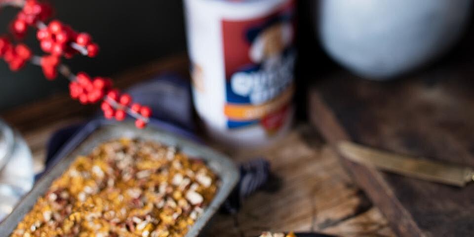 pumpkin apple pecan baked oatmeal recipe
