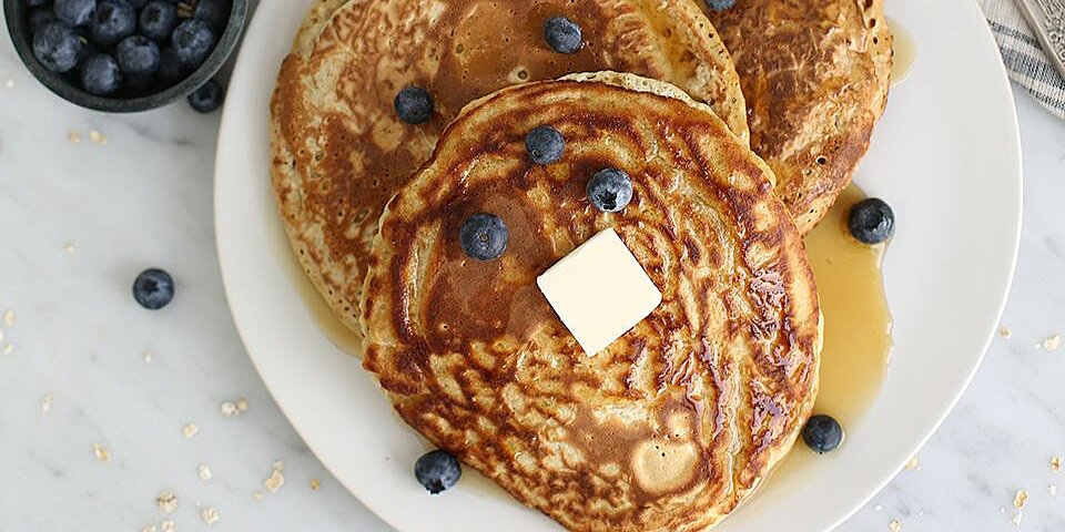 favorite oatmeal pancakes