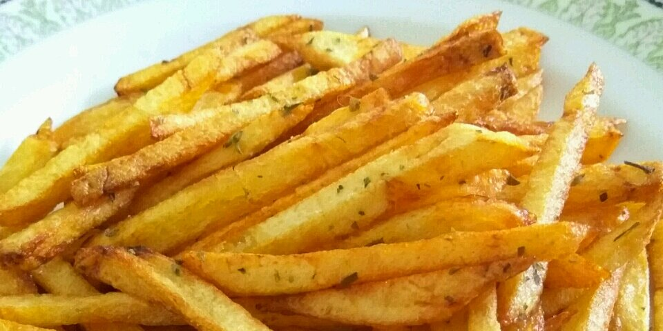 french fried potatoes recipe