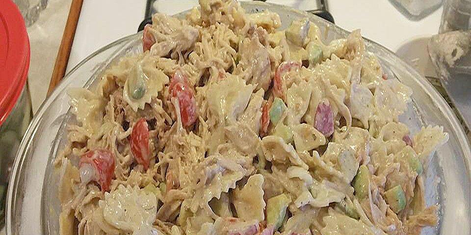 best chicken pasta salad recipe