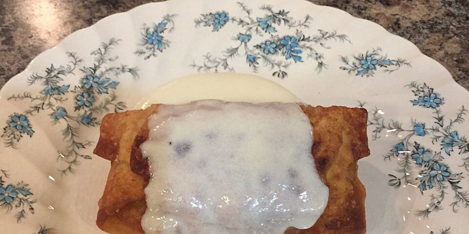 chicken cordon bleu egg rolls recipe