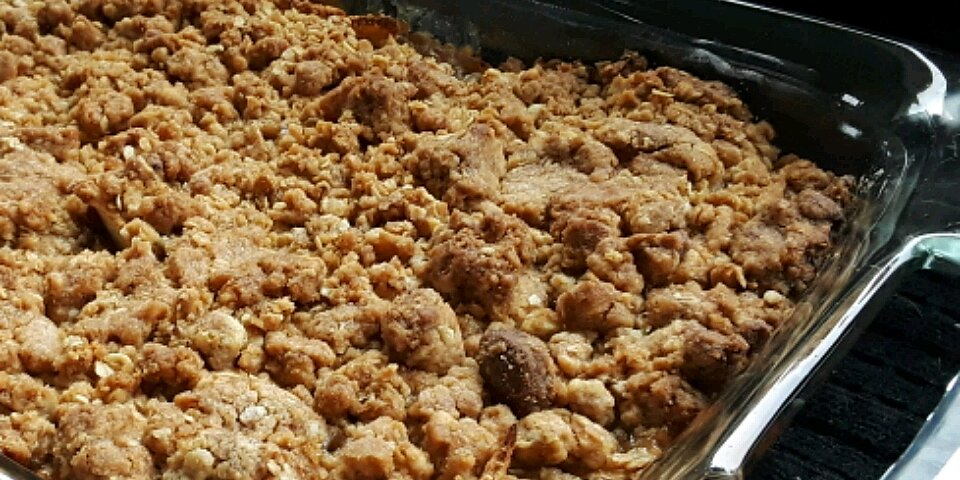 apple crisp iv recipe