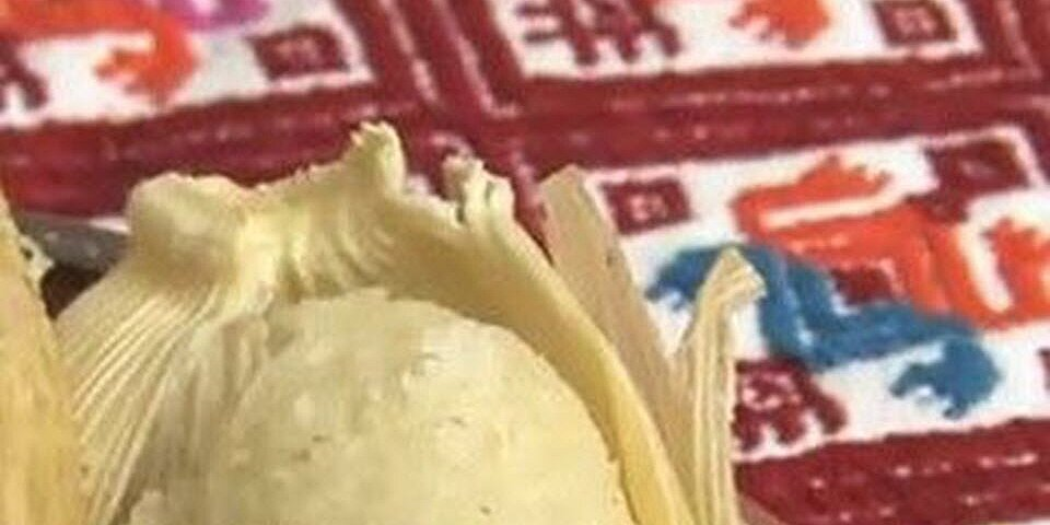 sweet almond tamales with pastry cream recipe