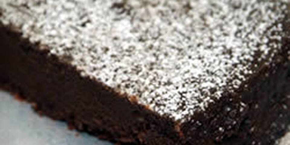 chocolate olive oil cake recipe