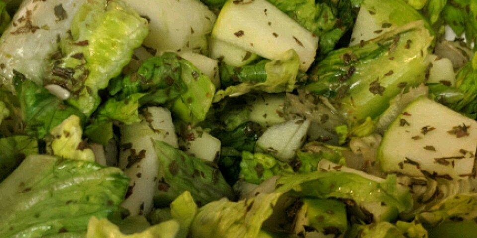 mojito salad recipe