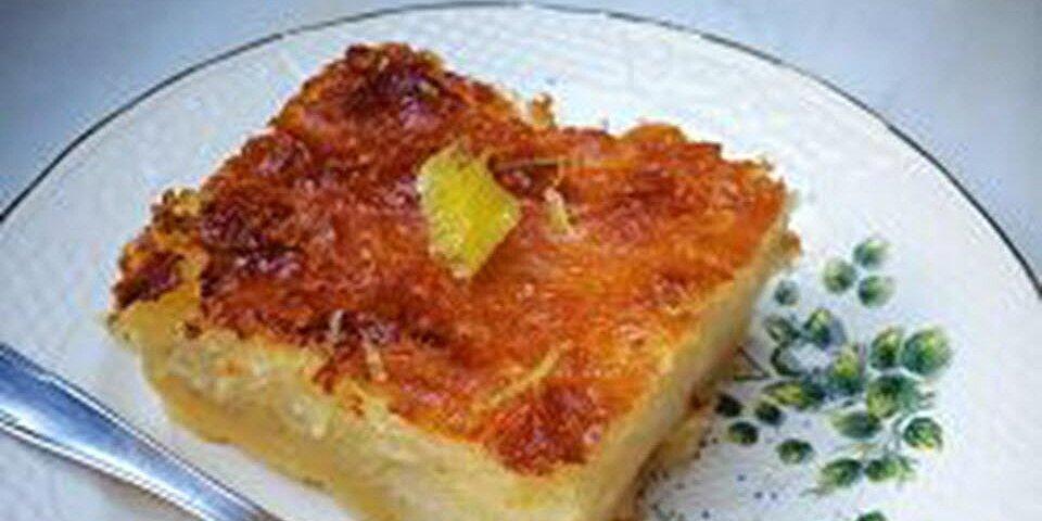 lemonopita greek lemon phyllo cake recipe