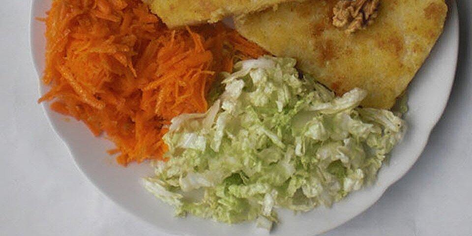 pan fried breaded celery root recipe
