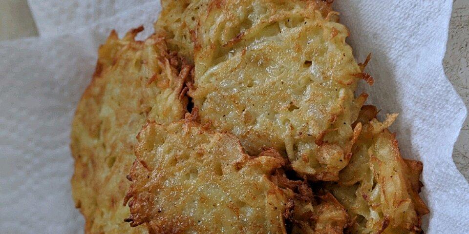 potato pancakes i recipe