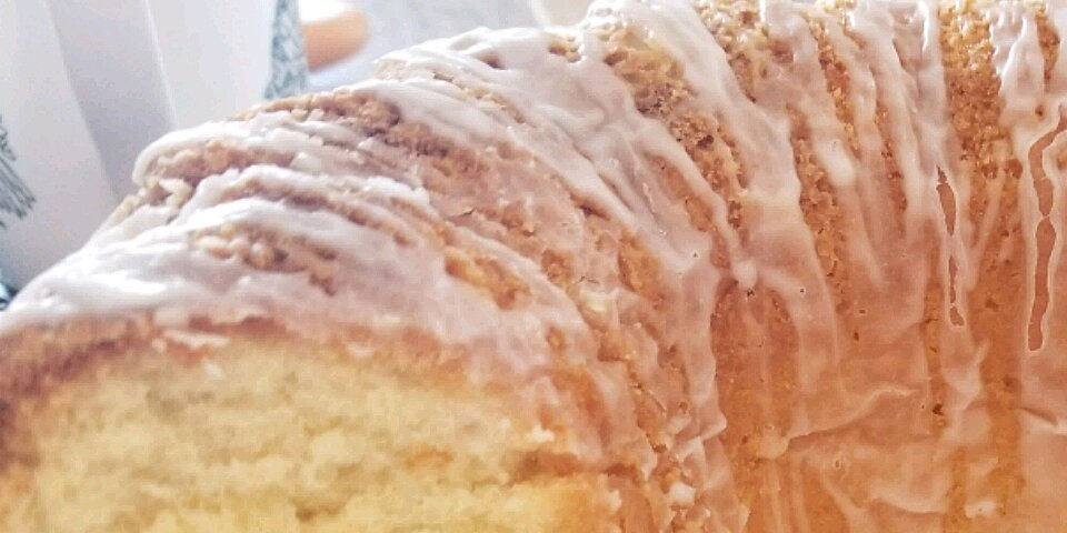 barbaras golden pound cake recipe
