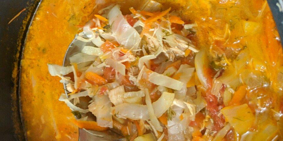 cabbage borsht recipe