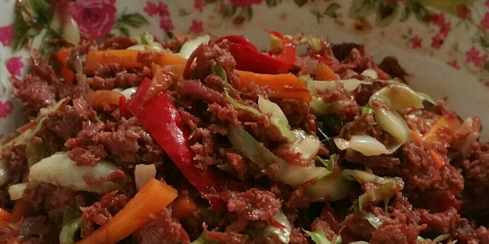 beef tip salad topping recipe
