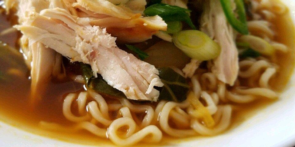 chicken ramen bowl recipe