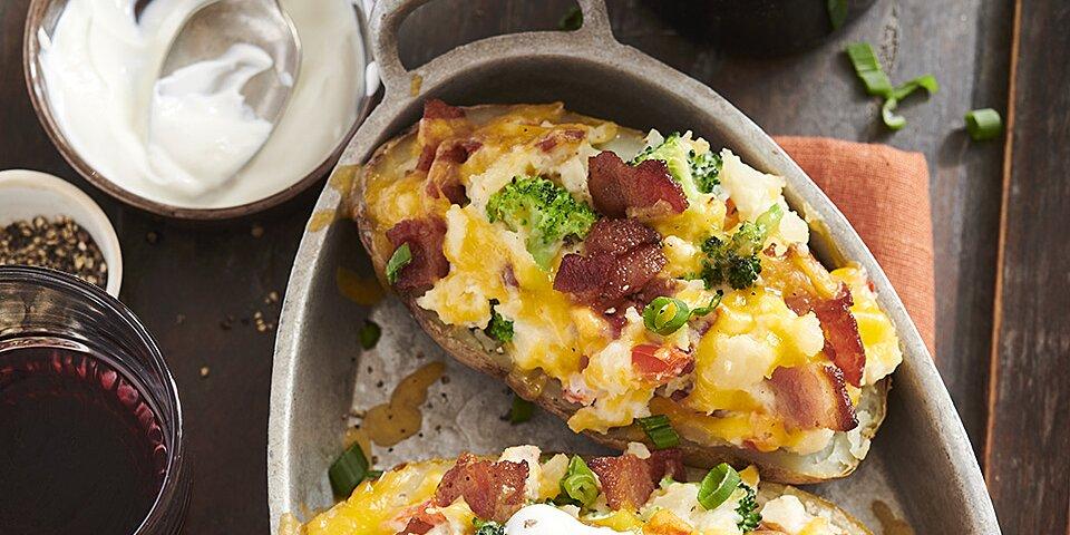 loaded baked potato recipe