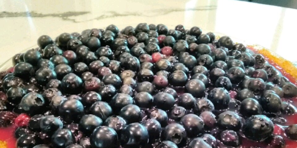 fresh blueberry pie iv recipe