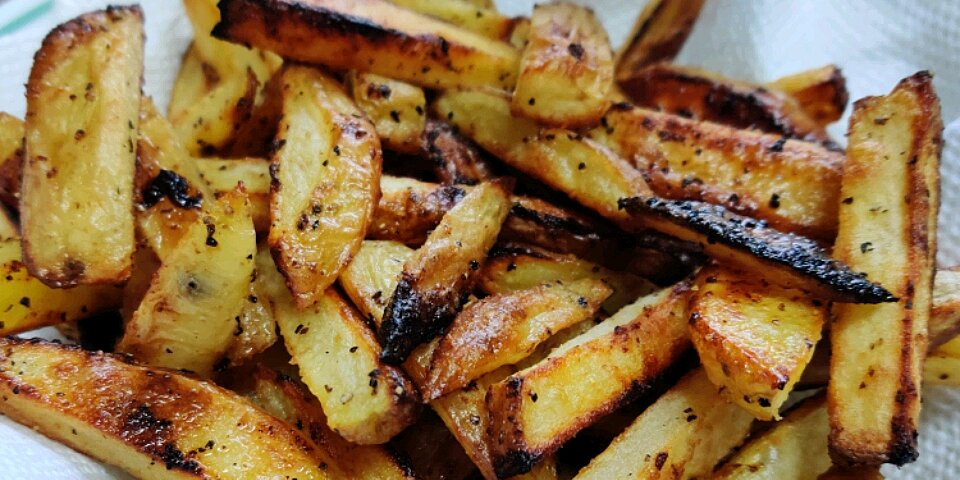 best baked french fries recipe