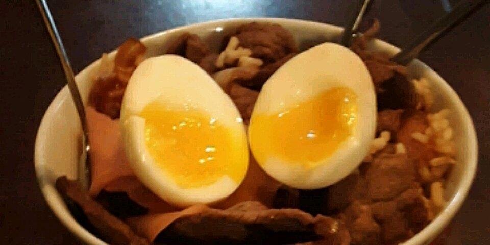 beef bowl gyudon recipe