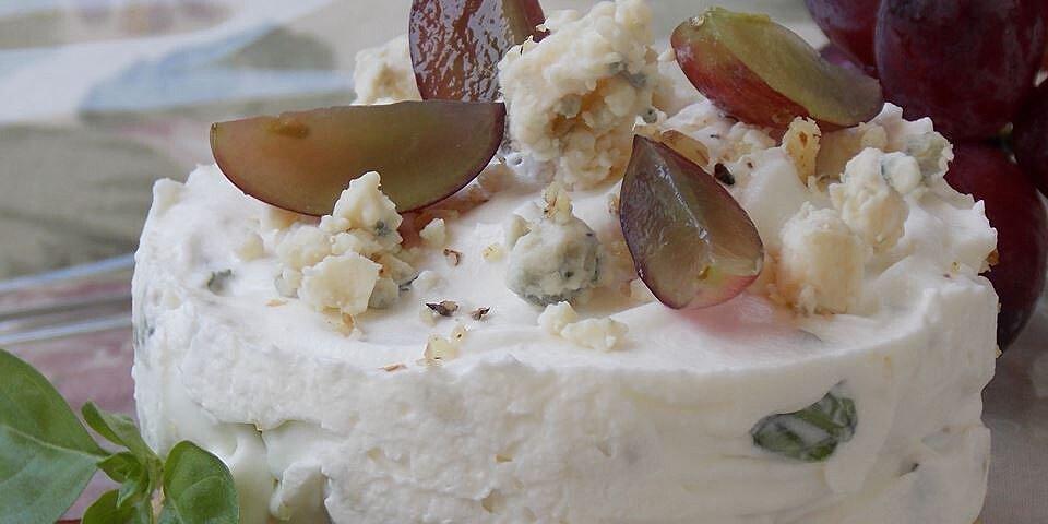 savory blue cheese cheesecake recipe