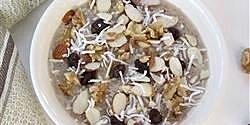 back to annam kobbari parvanam rice and coconut kheer recipe