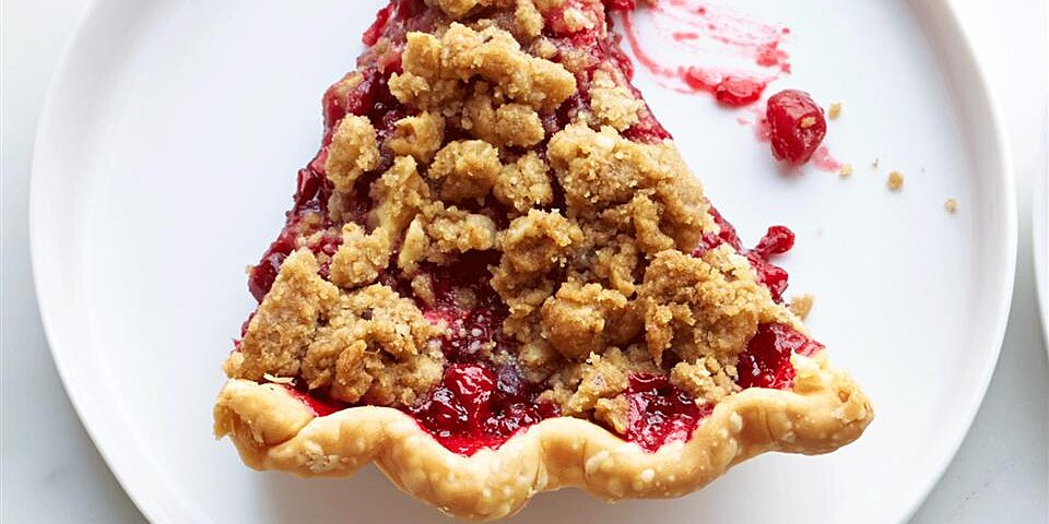 15 Streusel Pie Recipes With Irresistible Crunch
