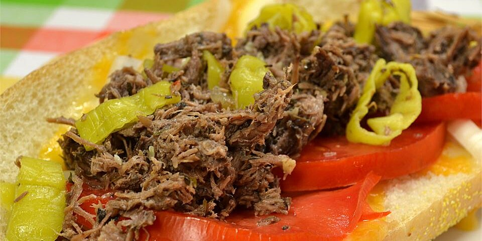 whats italian beef chicagos favorite sandwich explained
