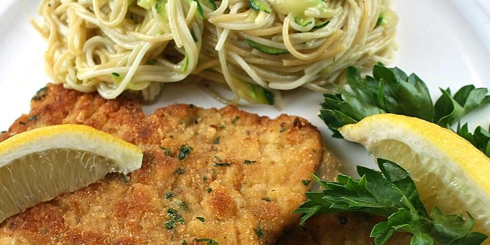 incredibly quick chicken cutlet recipes