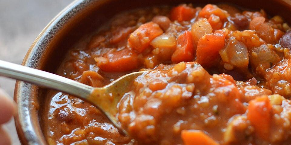 These 15 Meatless Chili Recipes Prove You Don't Need Beef