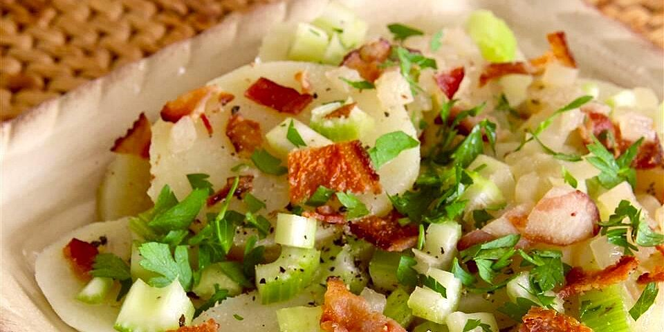 traditional potato salad recipes from around the world