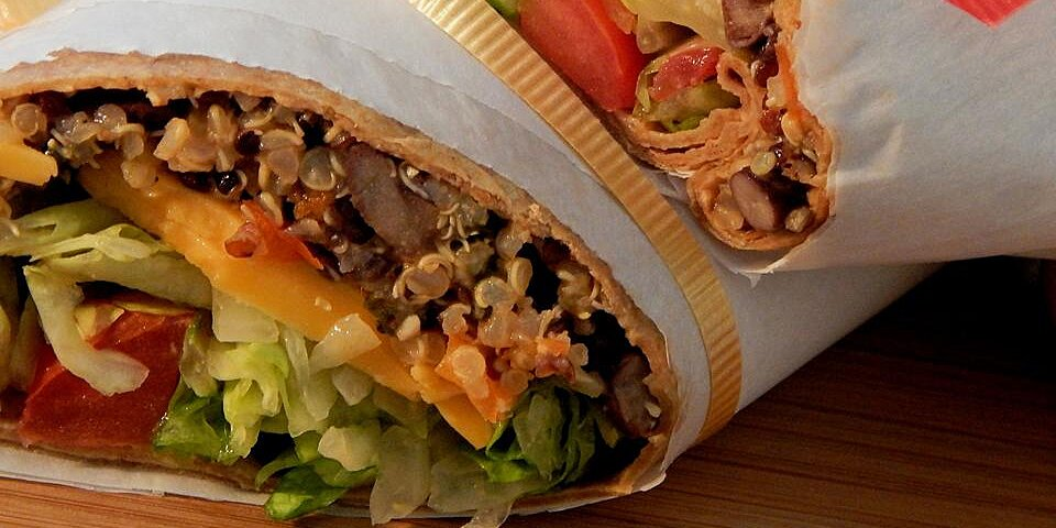 sandwich wraps and roll up recipes