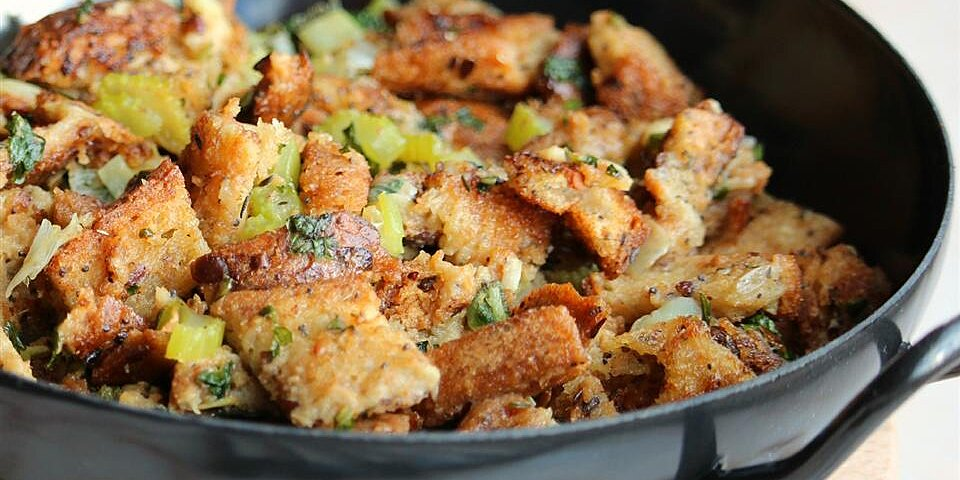 10 gluten free stuffing recipes for your thanksgiving feast