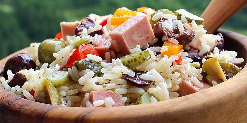 top rated rice salads
