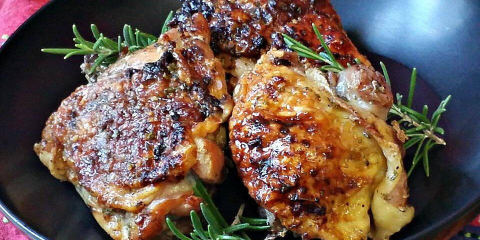 25 Top-Rated Baked Chicken Thigh Recipes, All Ready In 1 Hour or Less