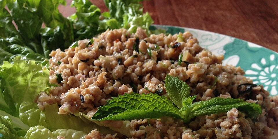 5 mouth watering larb recipes